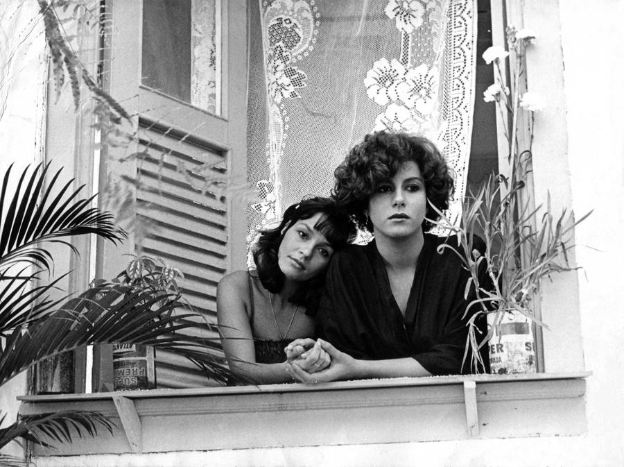 Marília e Marina